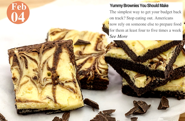 Yummy Brownies You Should Make