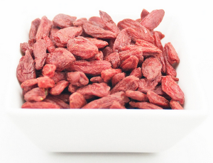 100 Certified Organic Goji Berries
