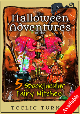 5 Spooktacular Fairy Witches
