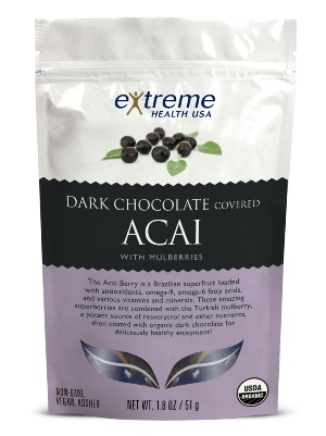 Dark Chocolate Acai With Mulberries