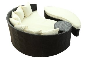 Ipanema Daybed w Ottoman