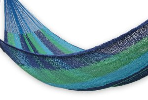 King Size Seaside Hammock, Navy