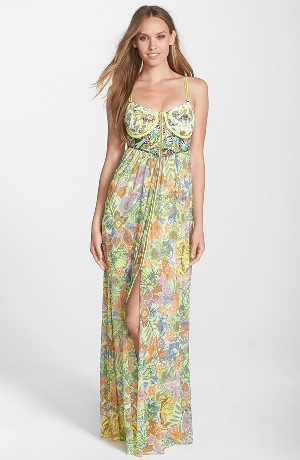 Maaji 'Honey Pot' Cover-Up Maxi Dress