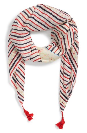 Nothing to Wear 'Summer Stripes' Scarf
