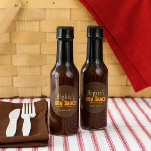 Personalized Barbecue Sauce