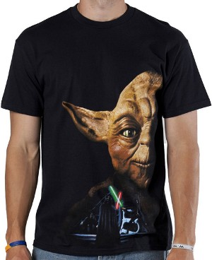 Step Brothers Yoda Shirt