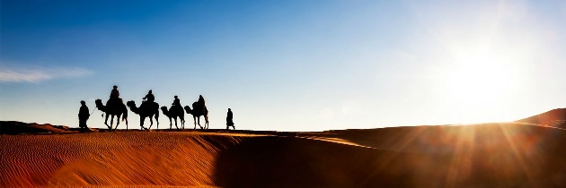 What to Pack for a Desert Trip