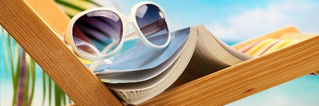10 Books for a Relaxing Summer Getaway