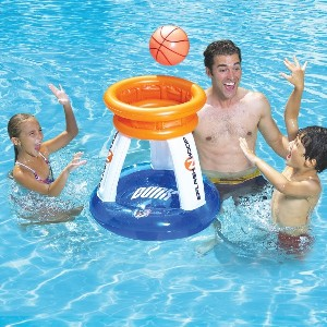 Aqua Leisure Splash N Hoop Basketball Game