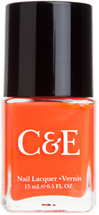 CRABTREE & EVELYN Nail Lacquer in Clementine 1