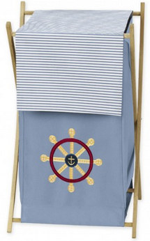 Come Sail Away Laundry Hamper