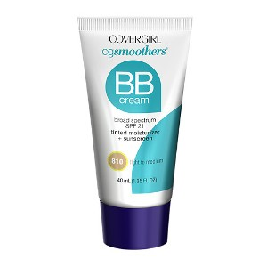 CoverGirl Smoothers SPF 21 Tinted Moisturizer BB Cream