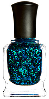 DEBORAH LIPPMANN Glitter Nail Color in Across The Universe 1