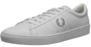 Fred Perry Men's Spencer Leather Fashion Sneaker