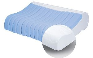 Home Classics® Memory Foam Cool Flow™ Contour Pillow