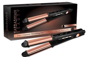 Kardashian Beauty 3-in-1 Iron