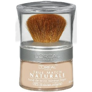 L'Oreal Paris True Match Gentle Mineral Makeup