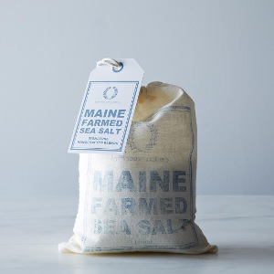Maine Farmed Sea Salt