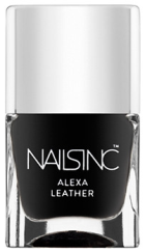 NAILS INC Alexa Nail Polish in Alexa Leather 1