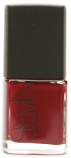 NARS NAIL Polish in Jungle Red 1
