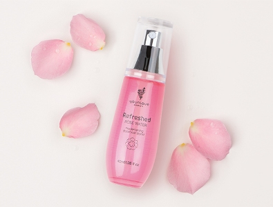 Refreshed Pure & Natural Rose Water