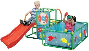 ToyMonster Play Set & 50 Balls