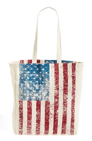 Tri-Coastal Design 'Flag' Tote