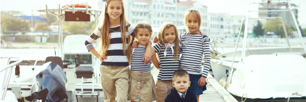 Kids Summer Fashion Trends
