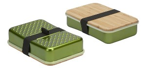 4 Piece Sandwich Box Set by Black + Blum