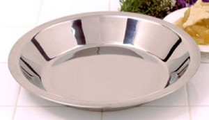 9-inch Stainless Steel Pie Pan