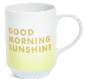 Fringe Studio 'Good Morning Sunshine' Mug