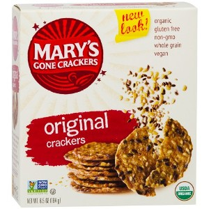 Gluten Free Crackers Original, Mary's Gone Crackers