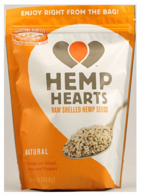 Hemp Hearts - Raw Shelled Hemp Seeds