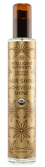 INTELLIGENT NUTRIENTS Usda Certified Organic Hair Shine