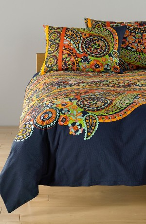 Josie by Natori 'Boho' Duvet Cover Set