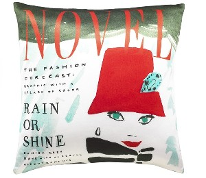 Kate Spade New York 'Rain Or Shine' Accent Pillow