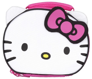 Lunch Box Hello Kitty