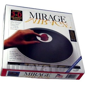 Mirage - Ghostly Optical Illusion