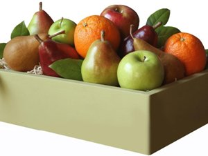 Organic Fruit Gift Box - The Fruit Company