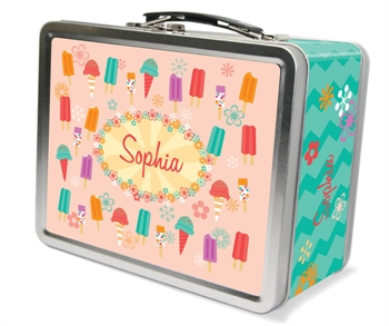 POPsicles Lunch Box
