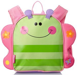 Stephen Joseph Little Girls' Mini Sidekick Backpack