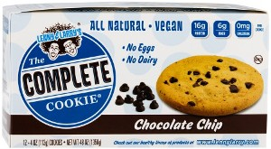 The Vegan Complete Cookie Chocolate Chip