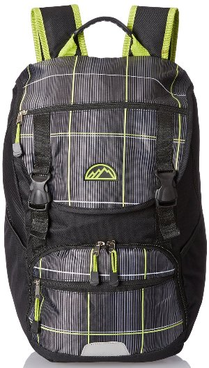 Trailmaker Boys' Flap Buckle Backpack