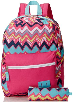 Trailmaker Girls' Chevron Backpack