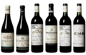 Hedges Family Estate Balanced Reds Collection II Mixed Wine Pack