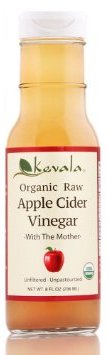 Kevala Organic Raw Apple Cider Vinegar