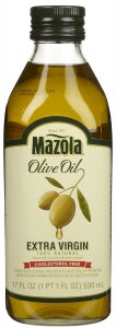 Mazola 100 Natural Extra Virgin Olive Oil