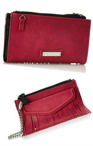 10.Madden Girl Mgfresh Wallet
