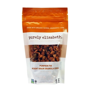 2. PUMPKIN FIG ANCIENT GRAIN GRANOLA CEREAL