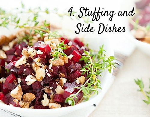 4. Stuffing and Side Dishes